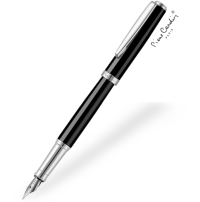 Montfort Fountain Pen - Silver